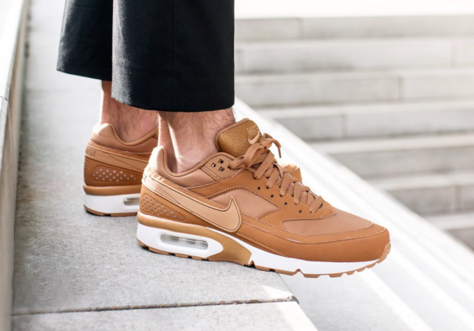 new arrivals 18d7c 04827 ... Nike Air Max BW Flax (Wheat) Dropping Next Week http feedproxy.google.