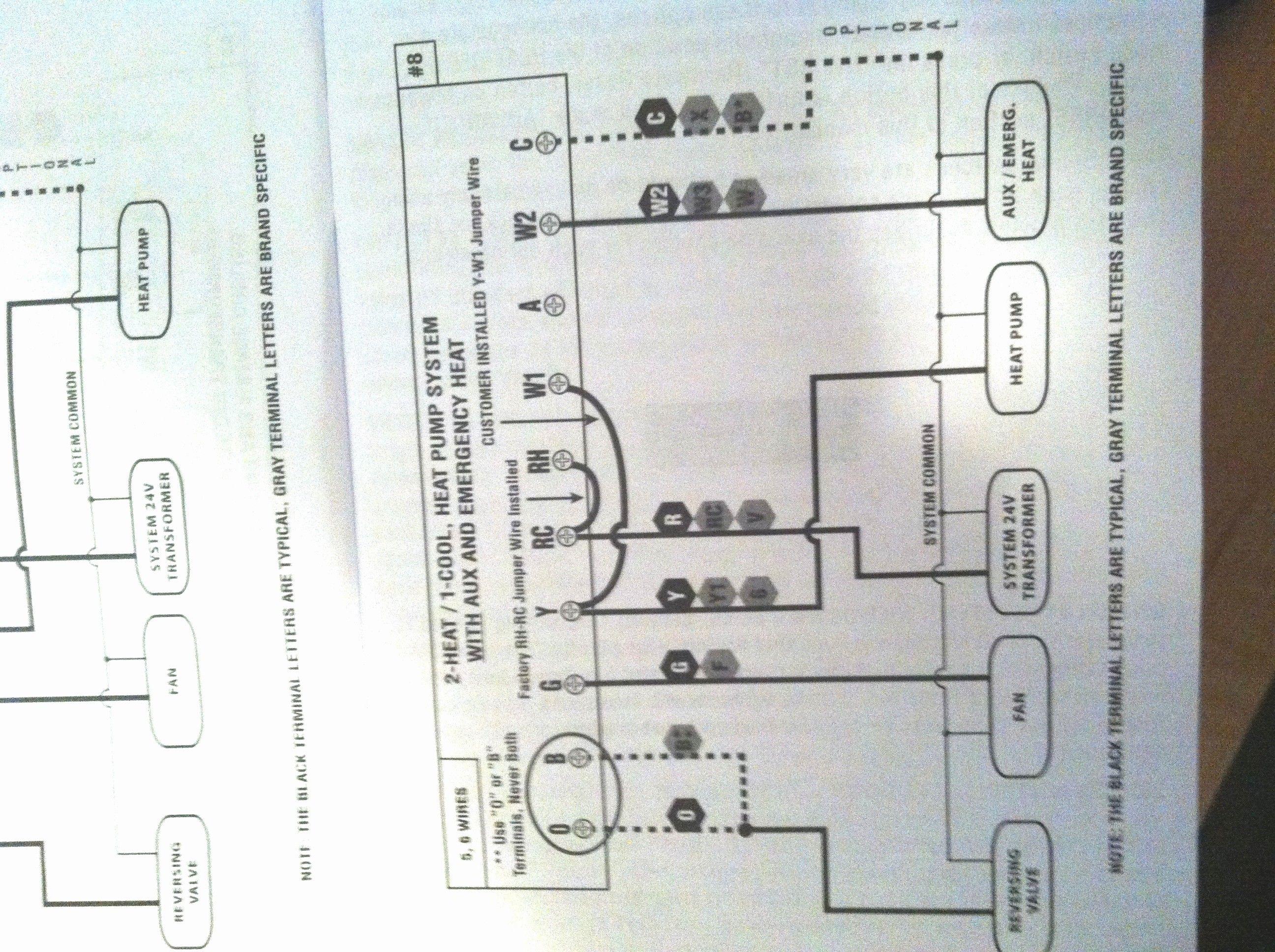 elegant lux 500 thermostat wiring diagram in 2020