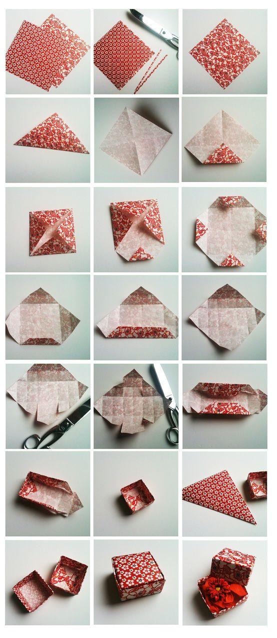 caja papel