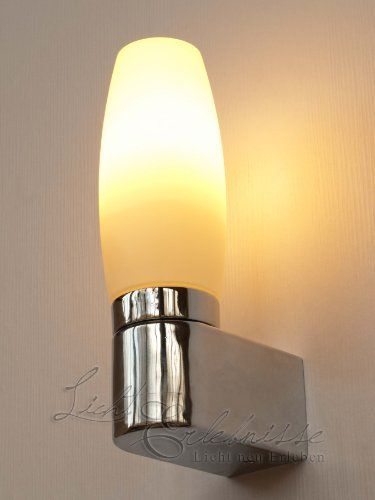 Spiegelleuchte Mit Klarer Form 1 1 733 Badleuchte Badezimmerlampe