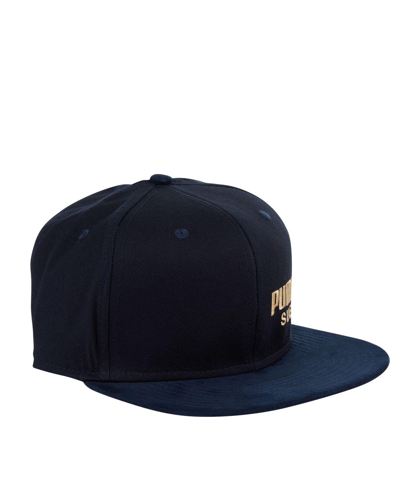 hot sale online 3417b 6840c PUMA ARCHIVE FAUX SUEDE CAP.  puma  cloth