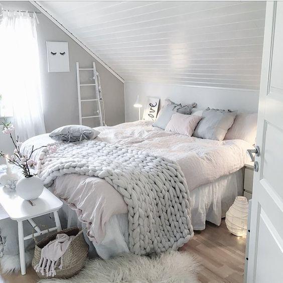 Photo of 45 Cozy Teen Girl Bedroom Design Trends for 2019 – Pagina 35 di 45 – Teen girl bedrooms – Blackberry BLog