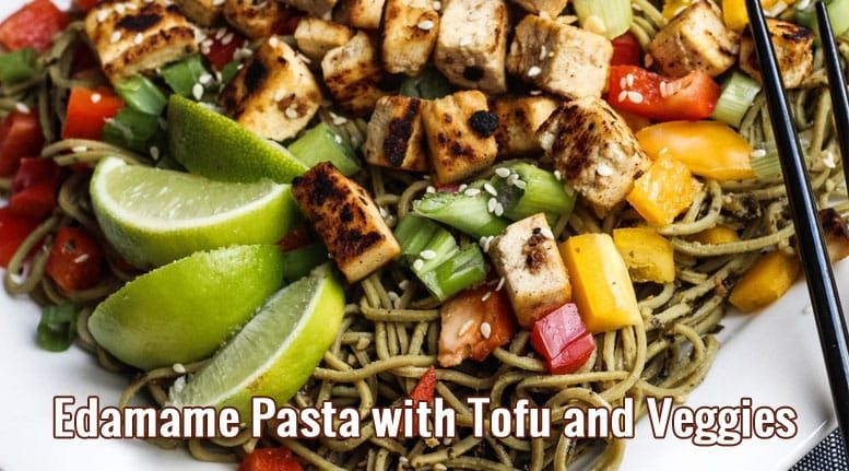 Who ever said eating plant-based is expensive is still living under a rock! You can make this Edamame Pasta with Tofu and Veggies for Under more »