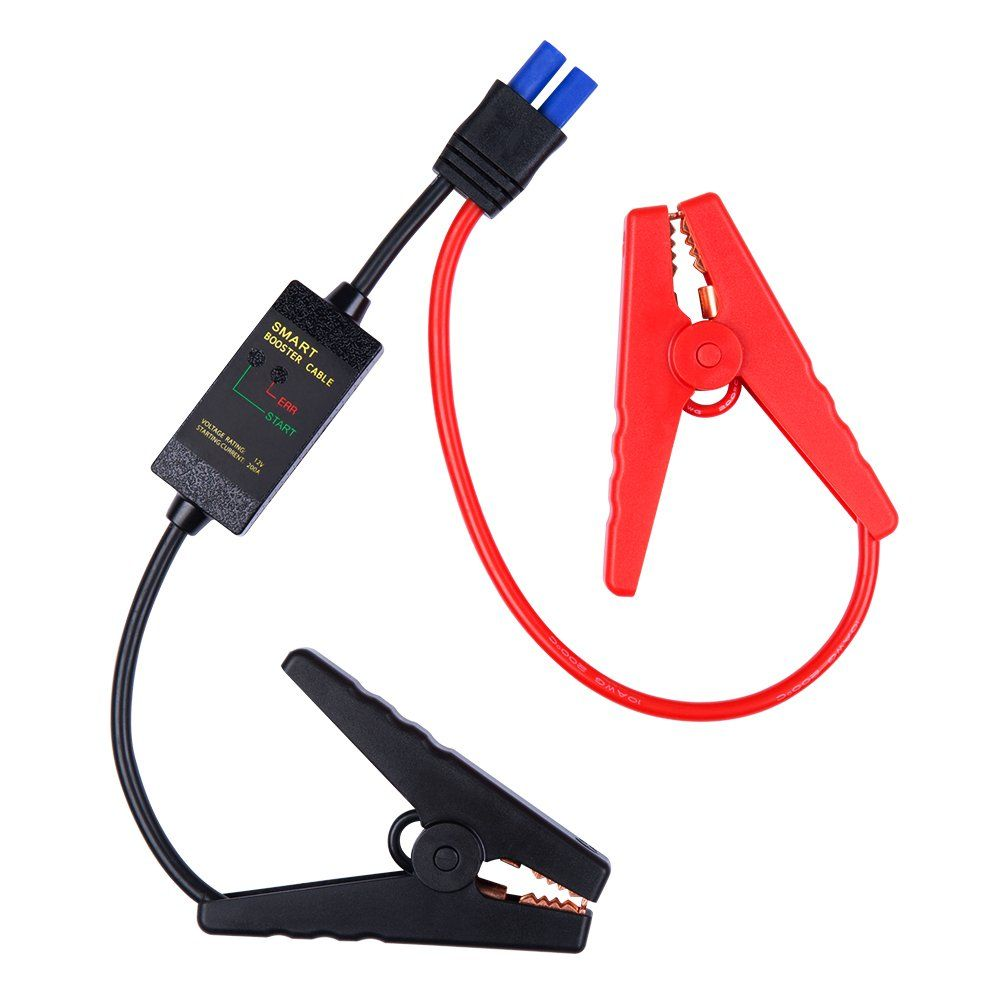 Booster Jumper Cables Automotive Replacement Car Jumper Cables Alligator Clamp Jump Starter Cable Clamp Booster Replacement Car Car Jumper Car Battery Charger