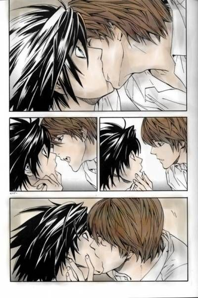 Pin by Pao Adams on aoex | Pinterest | Death note, Otp and ...