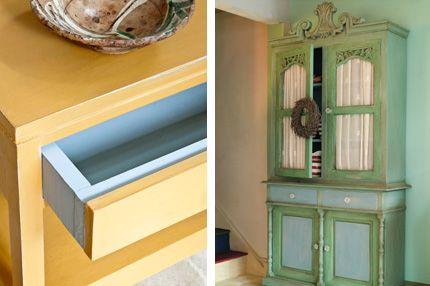 chalk paint - Google Search | re-do | Pinterest | Muebles y Muebles ...