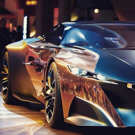 Hands Up If You'd Like To See The #Peugeot #Onyx Concept