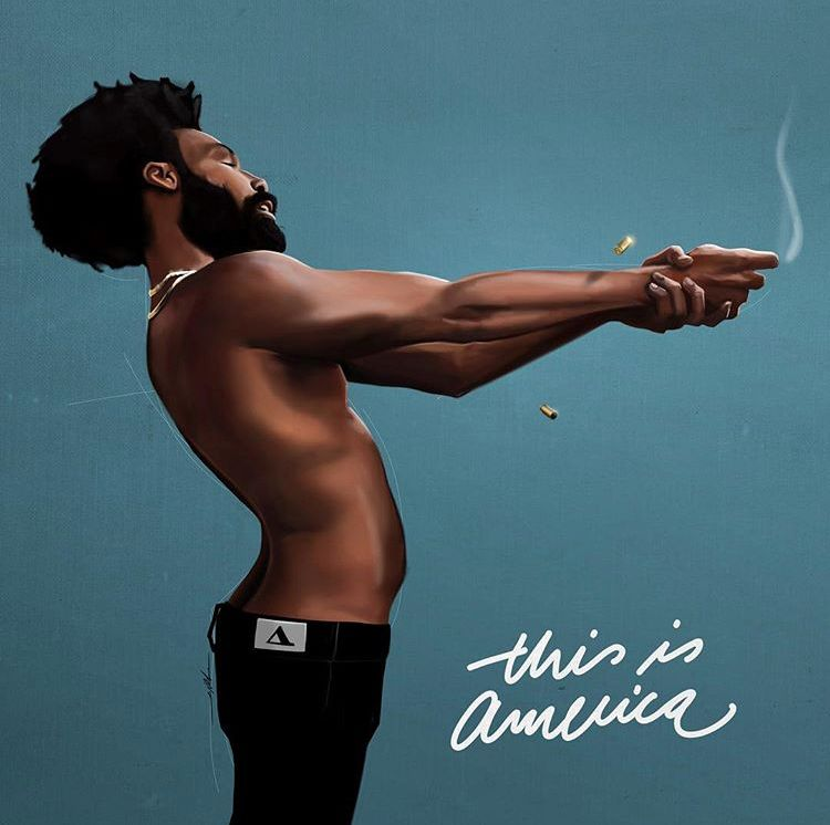 By Ajwilldesign The Video Was Amazing Childish Gambino Killed It