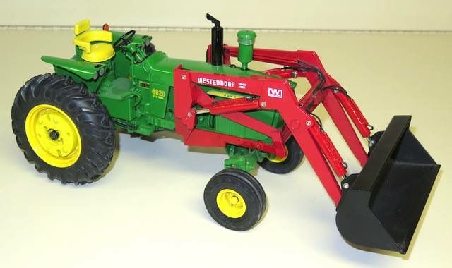 John Deere 4020 Toy Tractor Loader – Wow Blog