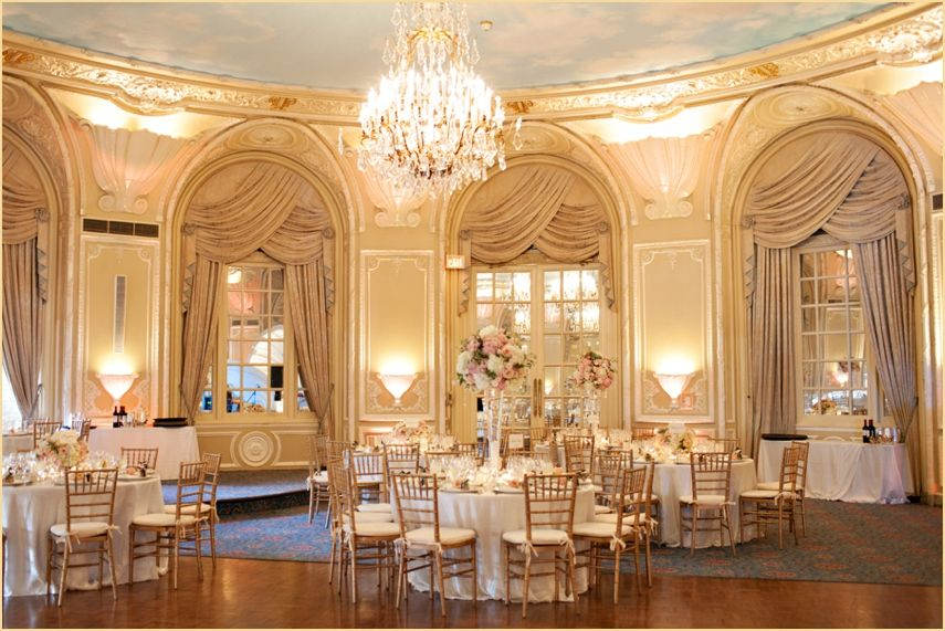 A Summer Fairmont Copley Plaza Wedding In Boston Ma Fairmont Copley Plaza Wedding Wedding Boston Fairmont Copley