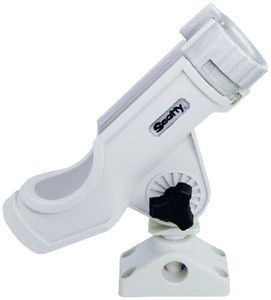 Scotty Power Lock Rod Holder (White)