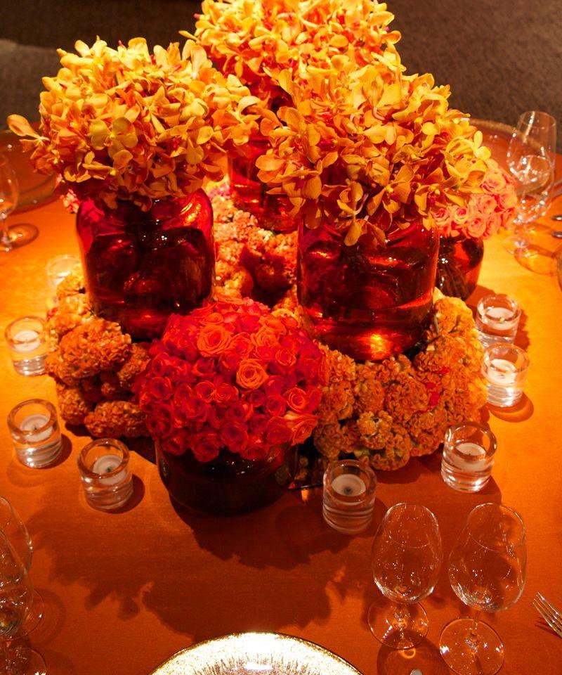Celebrity Wedding Flowers Centerpieces: Drop-Dead Gorgeous Wedding Flower Ideas From Jeff Leatham