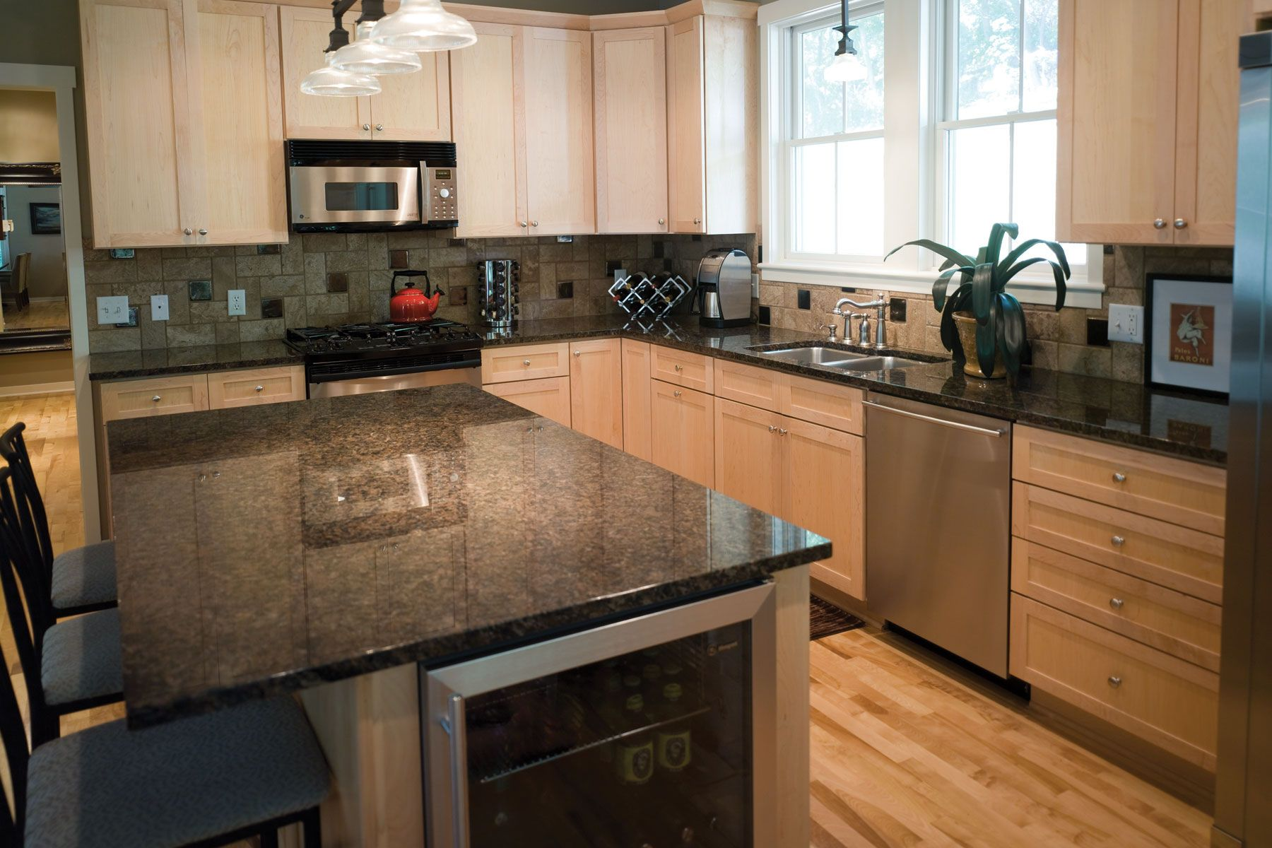 best ideas for back splash with granite formica countertop ...