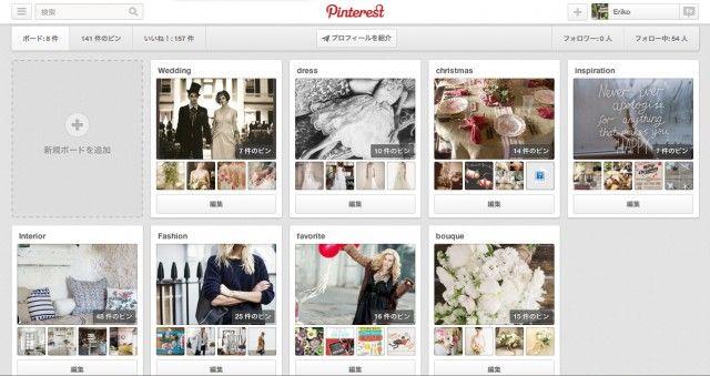 Pinterest ATWD