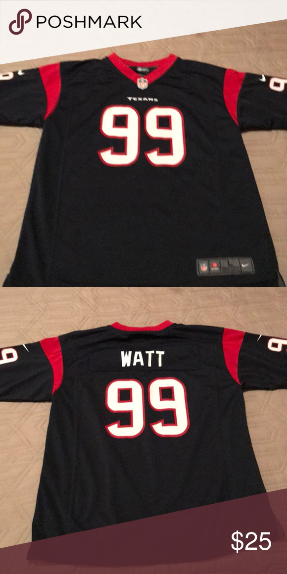 the latest e900a 57771 Youth L JJ Watt Jersey Youth L JJ Watt Jersey NFL Other | My ...