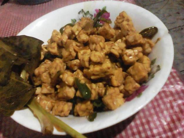 Resep Oseng Oseng Tempe Oleh Ardian Fitriana M Resep Resep Masakan Masakan Resep