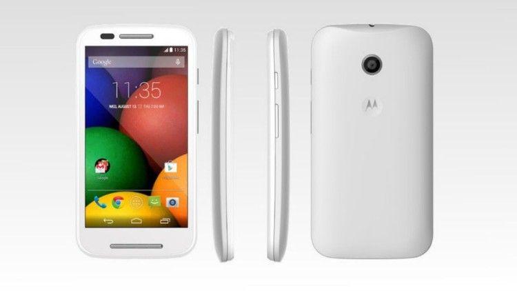 How to unroot, restore Motorola Moto E to Stock ROM