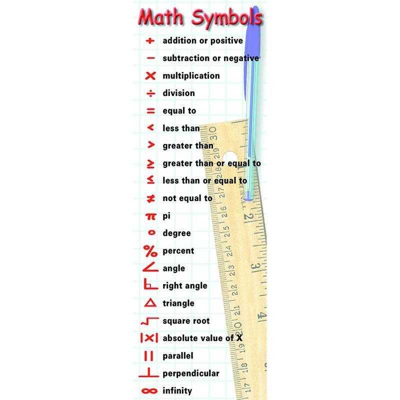 12 Pk Math Symbols Behaviors Symbols Math And Products