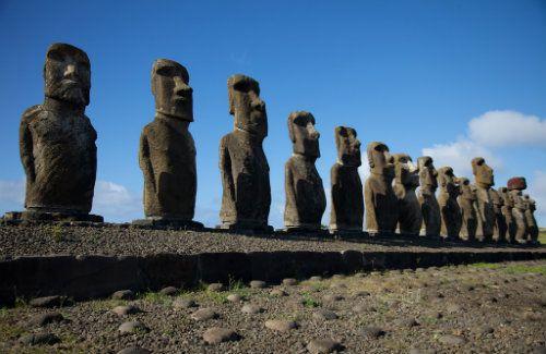 Easter Island (Image: Nicolas de Camaret)