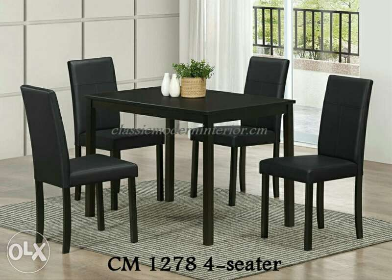 Brand New Dining Set 4 Seater CM 1278 For Sale Philippines