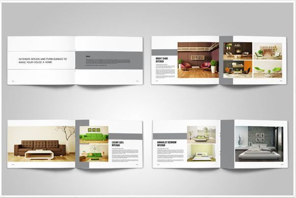 Hotel Brochure Template Buy Trifold Boutique Hotel Indesign
