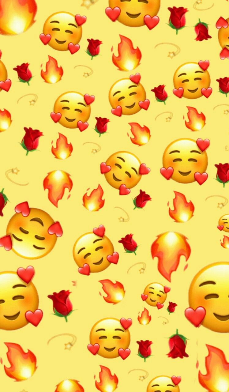 Pin By Lucy On Wallpapers Emoji Wallpaper Emoji Wallpaper Iphone Wallpaper Iphone Cute