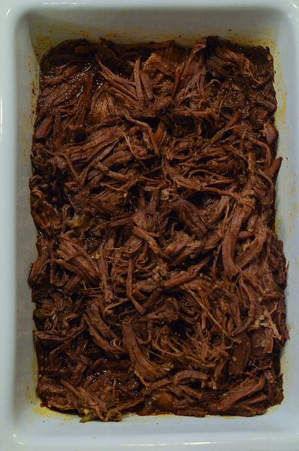 shredded mexican beef by from valeries kitchen via flickr - Valeries Kitchen