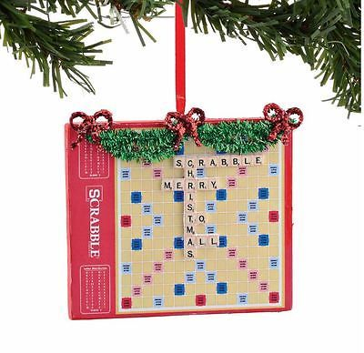 Hasbro Merry Christmas To All Scrabble Board Game Ornament Decoration 4051769 https://t.co/zsKhYyhlEG https://t.co/wAgLMl40wr