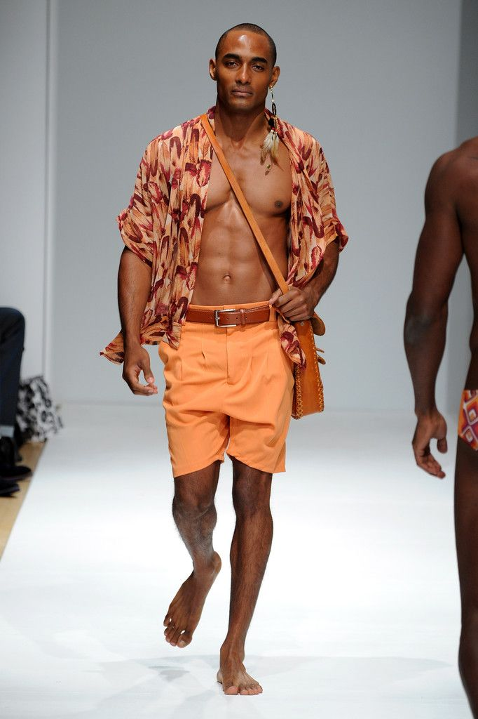 #Menswear #Trends Spring 2015 Primavera #Tendencias #Moda Hombre - Collective Runway - Mercedes-Benz Fashion Week Spring 2015