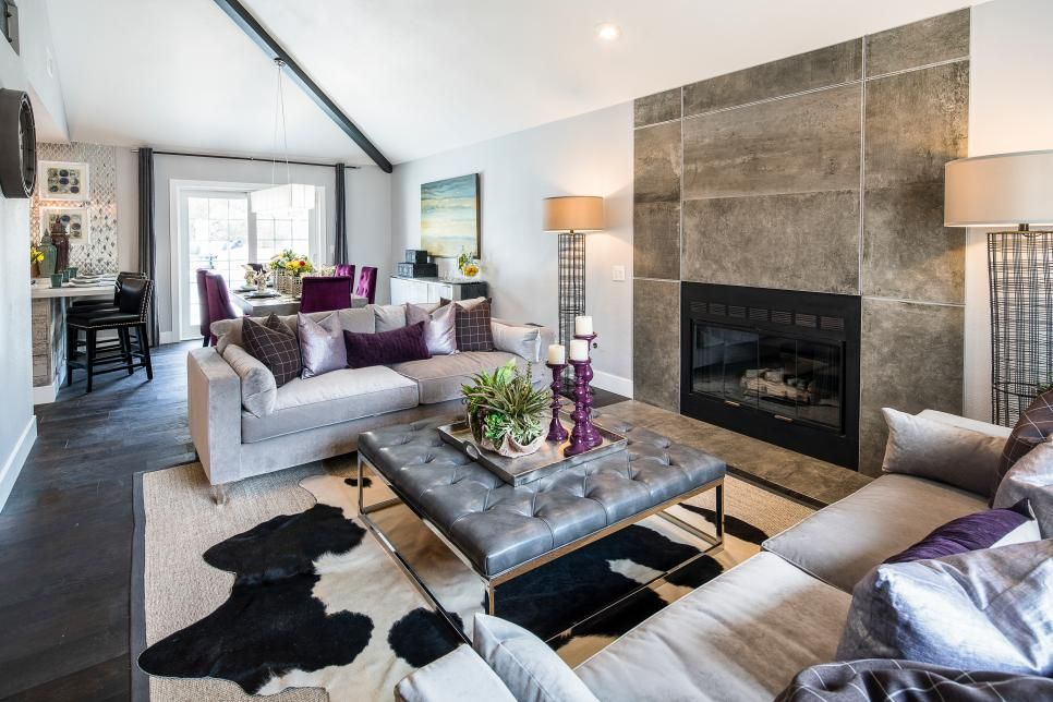 Unbelievable Living Room Renos From Drew And Jonathan Scott