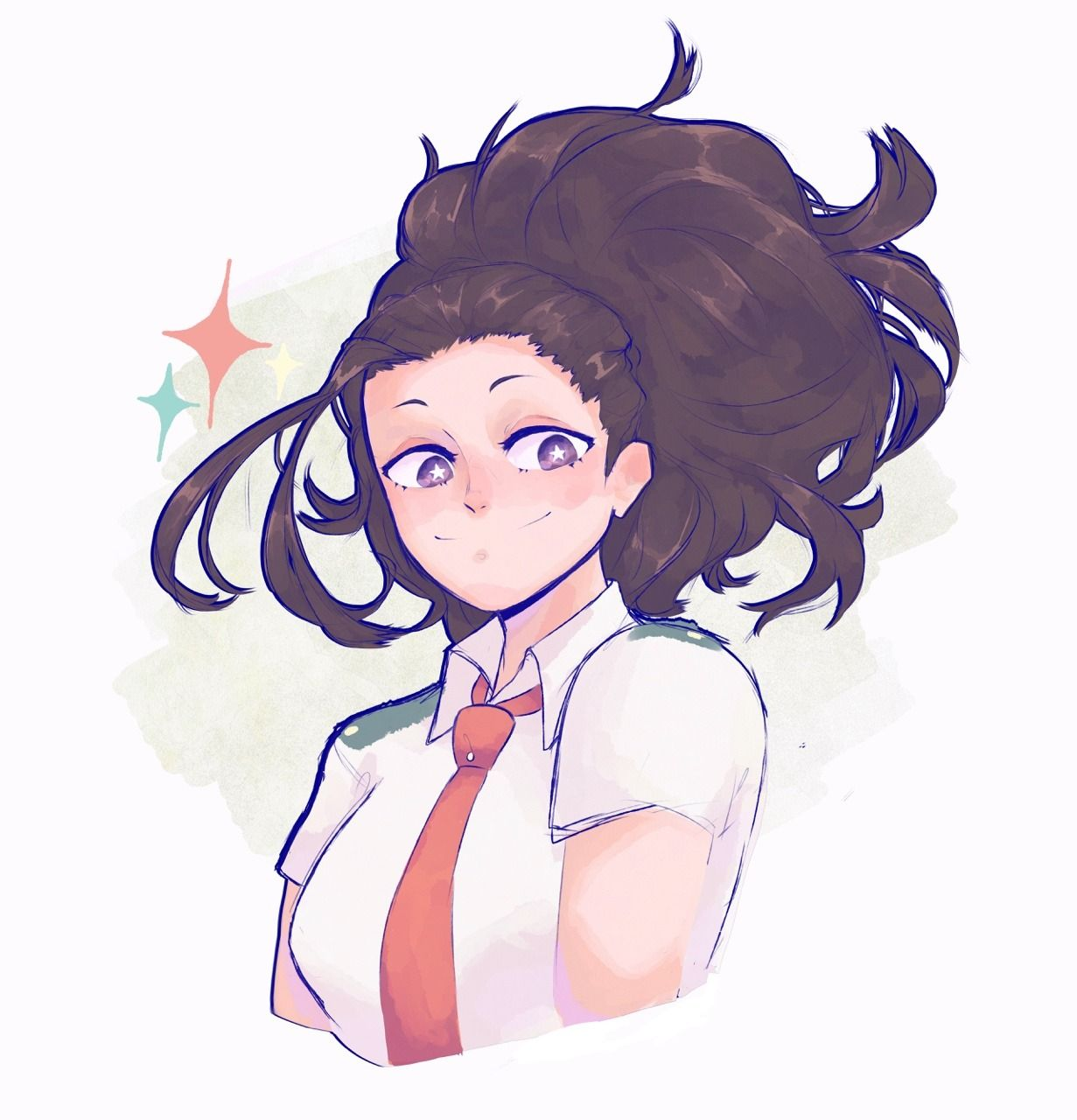 Momo Yaoyorozu She Looks So Cute My Hero Academia Manga