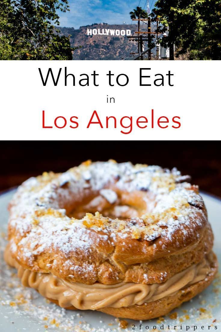 5 Essential Restaurants in Los Angeles! #donuts #donutslosangeles #foodielosangeles