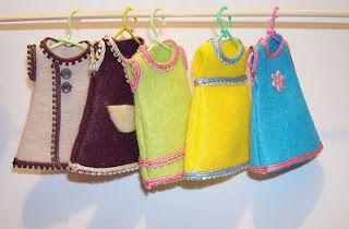 for Kelly dolls Minimami: Dresses for Girls