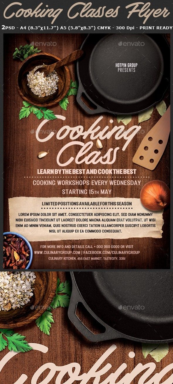 advertising chef cooking cooking class cooking lessons. Black Bedroom Furniture Sets. Home Design Ideas
