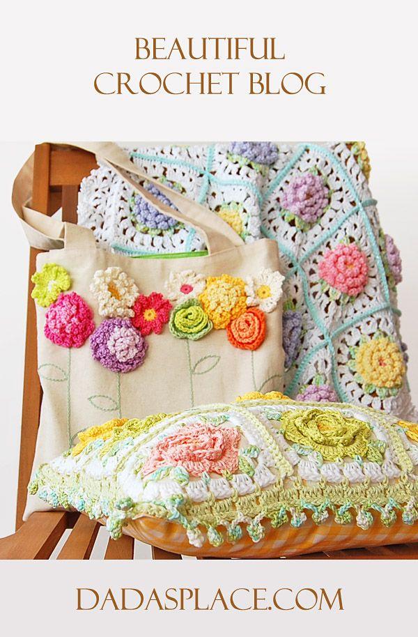 Beautiful Crochet Blog: Dada's place