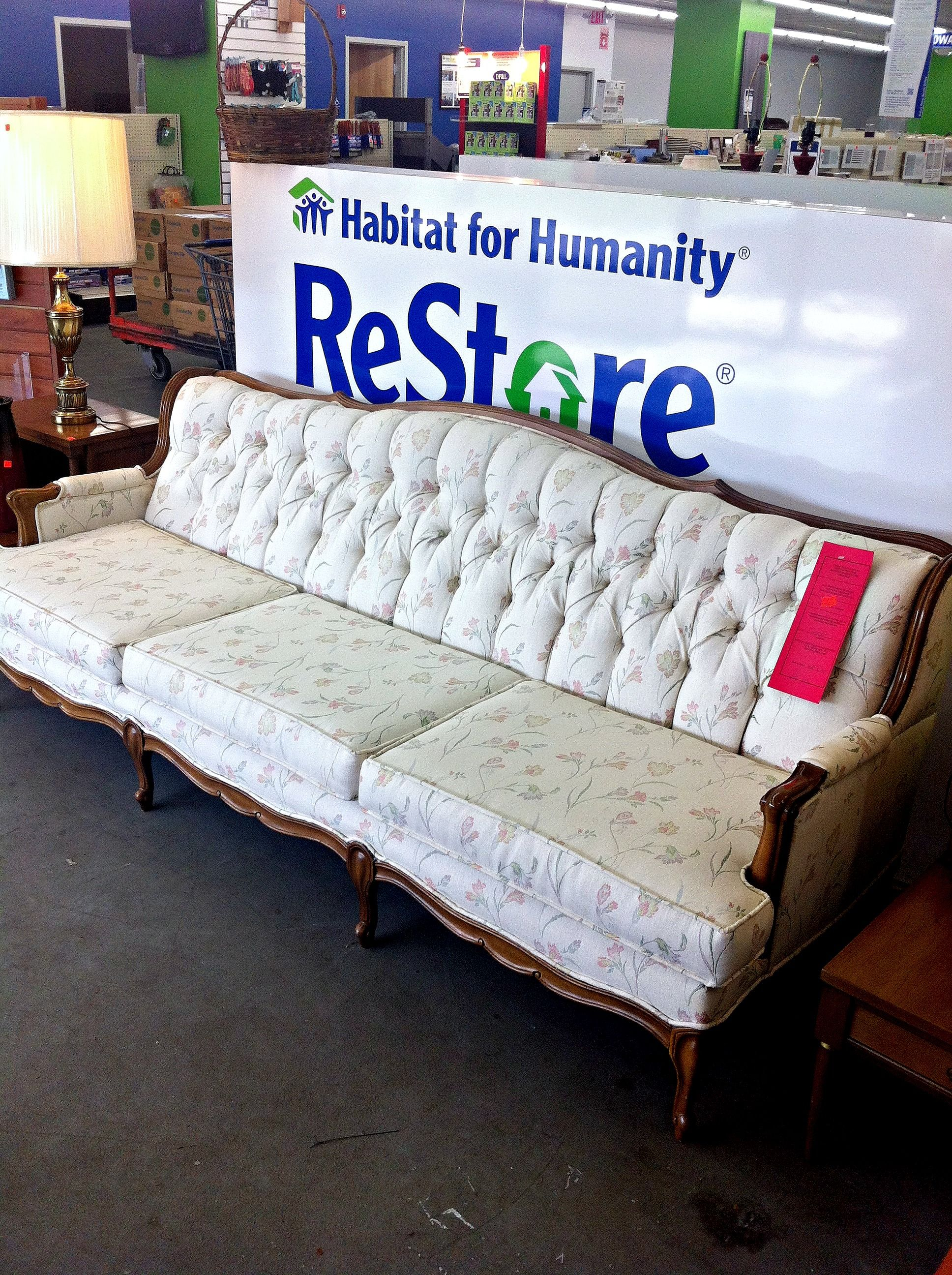 Visit the Habitat of Greater Dayton ReStore to find amazing deals