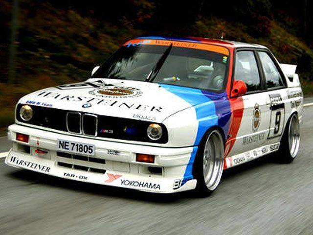rally cars   indexthis calls for a BMW rally car went old