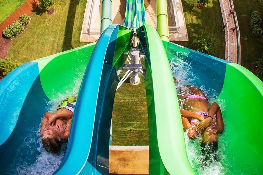 Family fun in Williamsburg - Busch Gardens and Water Country USA ...
