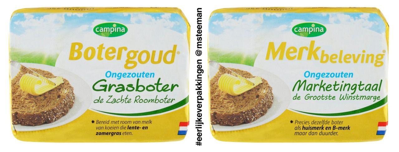 Zo zien Nederlandse verpakkingen eruit als ze eerlijk zouden zijn over de inhoud | WTF | Upcoming