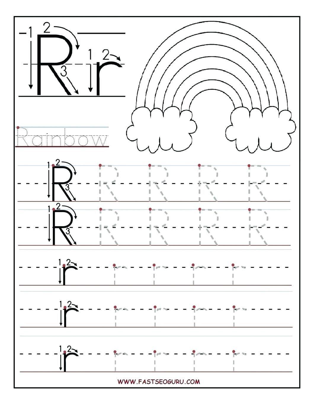 Worksheets For Pre Kindergarten