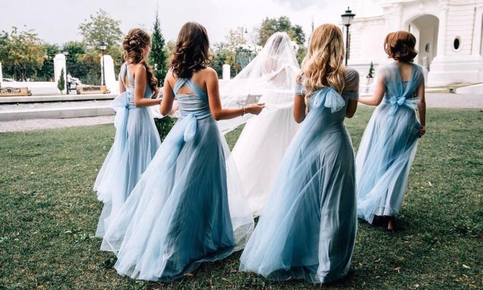 Commisionlink Wedding Bridesmaid Dress Maid Of Honor Dresses