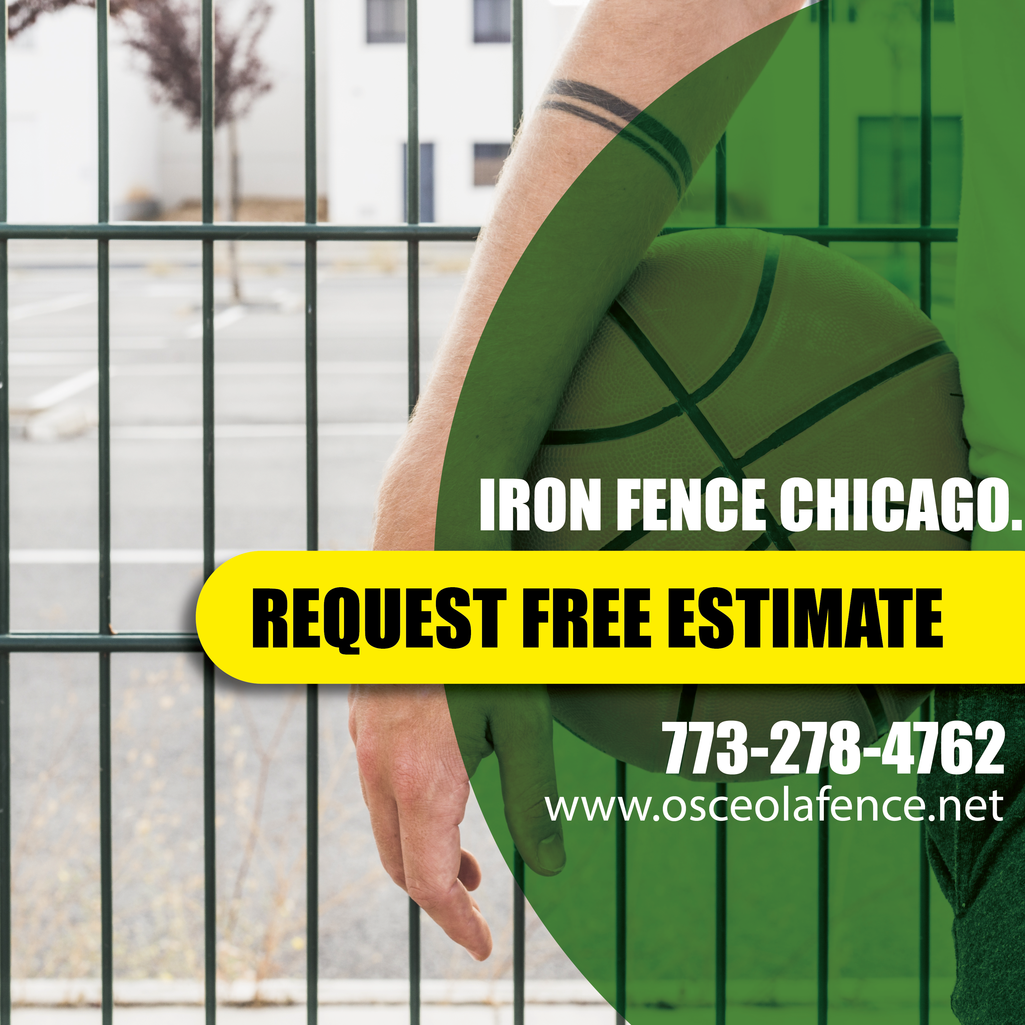 Osceola Fence Corporation Is The Number One Industrial Fence Company And We Will Provided A Large Selecti Fencing Companies Custom Ironwork Wrought Iron Fences