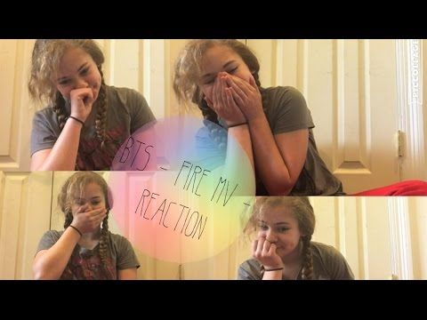 Check out my fire MV reaction♡