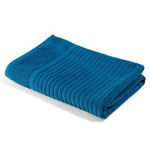 Metro Ribbed Bath Towel Teal Kmart Also Avail Foot Towel