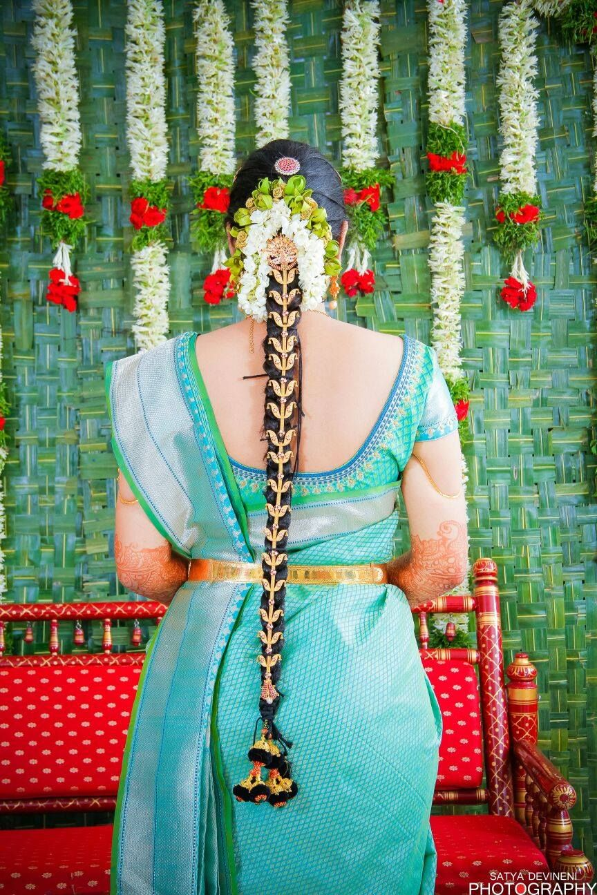 Vaagai u unique bridal floral makeover to those brides who love