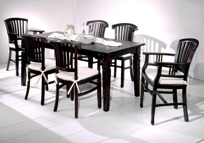 SIT Stuhl Samba Braun Holz in 2020 | Esstisch, Küche tisch