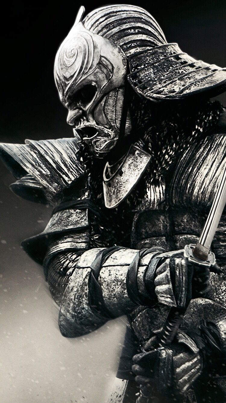Iphone 6s Wallpaper Samurai Ronin Samurai Pinterest