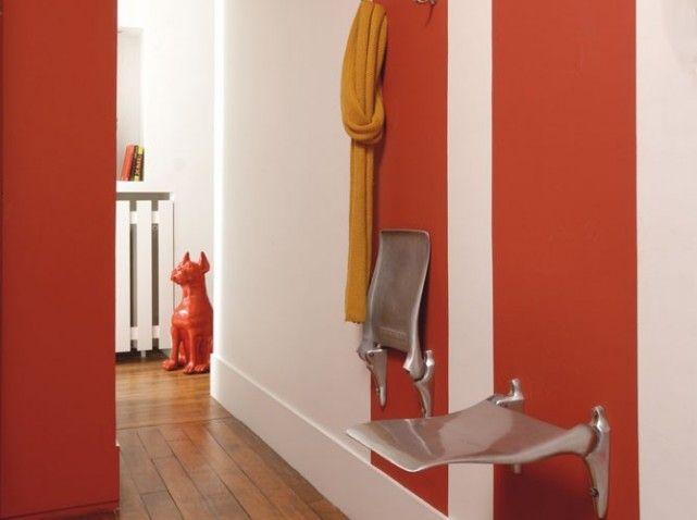 Peinture associez les couleurs et les mati res recherche kyoto et rouge - Conseil peinture interieur ...