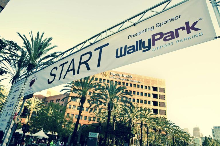 Runners Join Wallypark S 5k To Benefit California Hospital Hospital Trip California