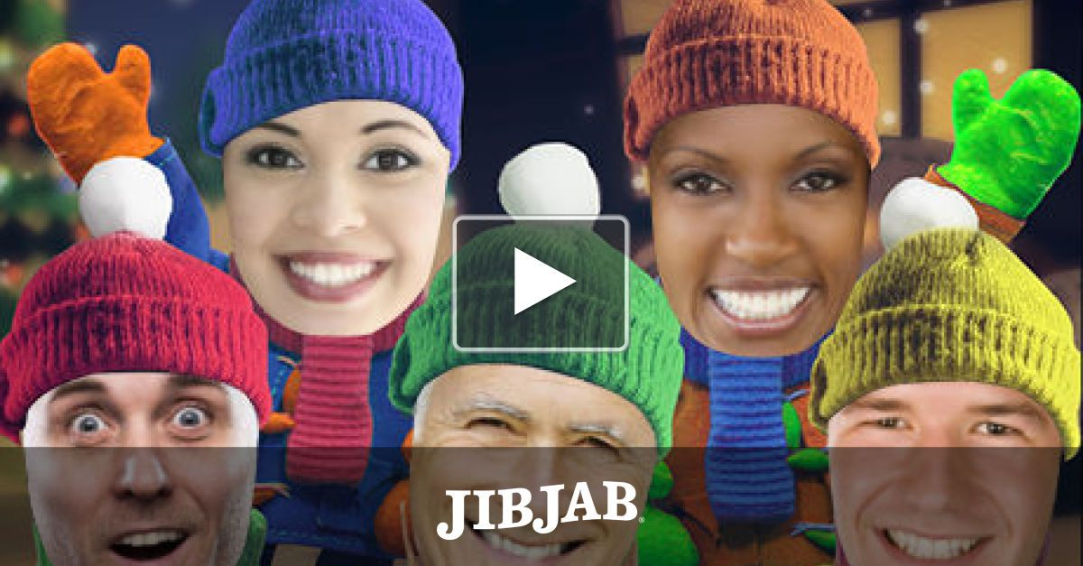 Twinkle All the Way! Cast up to 5 Friends with JibJab for the ...